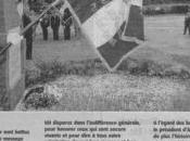 Bourg-Lastic: Crèpe noir Hommage Harkis