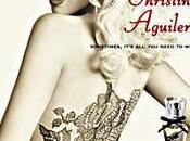 Christina Aguilera: pour parfum Xpose
