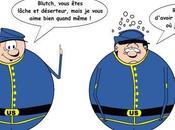 L'avis Héros Tuniques Bleues