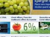 Livret Epargne Allianz pendant mois