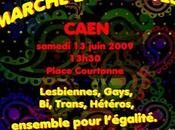 Pride Caen juin