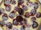Tarte pistache cerises ricotta...