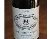 Enfin temp parler beaux vins Pavie Macquin 2006 Nuits Thorey Magnien 2002