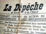 Campagne électorale 1906 Brest