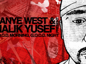 Kanye West Malik Yusef proposent albums GOOD spoken-word