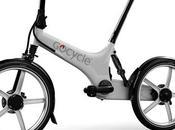 Gocycle nouvelle génération vélo électrique