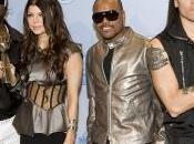 manager Black Eyed Peas frappé Perez Hilton