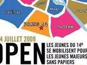 Open Culture initiative Conseil Jeunesse pour soutenir jeunes majeurs sans-papiers