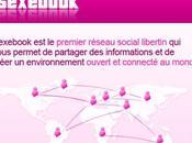 SEXEBOOK.. premier Réseau Libertin monde.. copié l'interface FACEBOOK