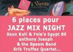 Concours Festival Jazz Vienne