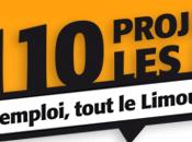 """Région Limousin lance """"110 projets pour jeunes"""""""
