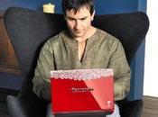 Saif Khan dans pour Lenovo
