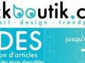 C'est parti pour Soldes d'été chez Stickboutik.com