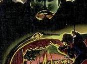 fantôme l'opéra, tiré Romans mystérieux Gaston Leroux