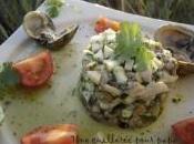 saveurs marines pour menu estival….
