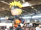 Japan Expo fête Naruto avec exposition