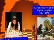 Festival d'échecs Dieppe août 2009