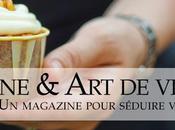 Votre magazine culinaire vivre avec l'agence sens