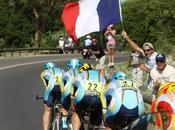 Tour France 2009 Impressions-du-contre montre équipe Montpellier