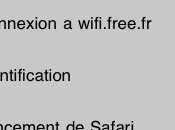 FreeWifi Connect connexion hotspot Free