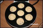 Mini Muffins Pépites Chocolat...