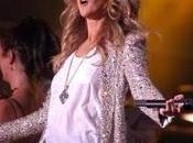 Céline DION Taking Chances World Tour d'année