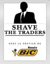 Shave traders BIC: rasoir pour répondre crise