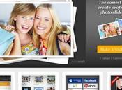 Photosnack, créez partagez diaporamas ligne