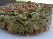 mini-gratins onctueux brocolis chèvre fricassée poulet