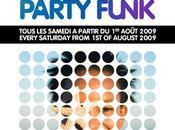 Summer Party Funk Scene Bastille tous Samedi d'Aout