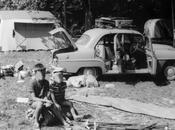 Camping familial souvenirs années