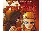 manga d'échecs Zeitnot
