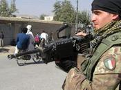 AFGHANISTAN L'Italie promet matériel renforcé