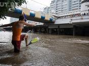 Innondation Minsk