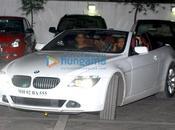 SRK, Chunky Pandey, Harman Baweja fete Sanjay Kapoor.