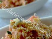Rillette saumon ciboulette