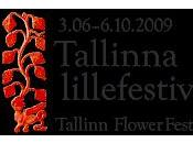 Festival Fleurs Tallinn, depuis Juin jusqu'en Octobre