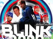 Première journée Blink festival Français tout près podium