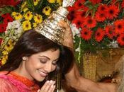 Shilpa Shetty touchée grace