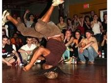 Breakdance haute voltige Montréal