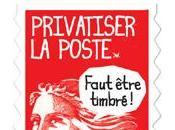 Privatisation Poste c'est