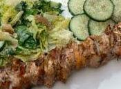 Brochettes poulet shish taouk