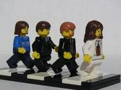 Lego World bible Beatles