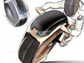 Audi moto éléctrique mono-roue