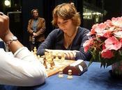 match jour Mathilde Congiu face Nino Maisuradze