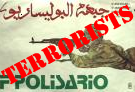 L'armée algérienne tire convoi Polisario