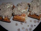 Mousse foie volaille