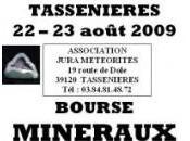 5ème bourse minéraux fossiles Tassenières