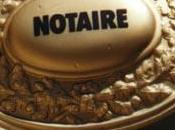 L'acte notarié n'est signé partie