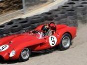Ferrari dans Laguna Seca